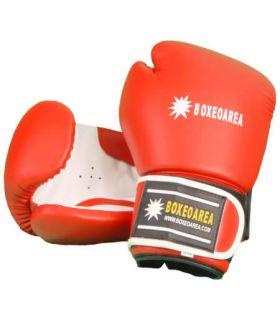Guantes de Boxeo 108 Red