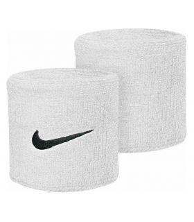 Nike Bande Di Polso Bianco