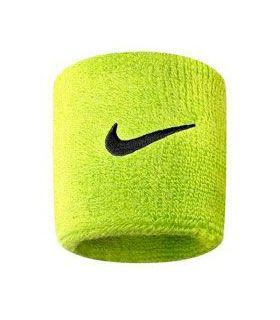 Nike Muñequeras Amarillo