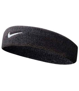 Nike Head Tape Swoosh Headband Black
