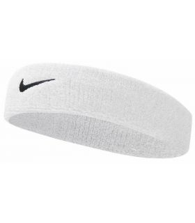Nike Head Tape Swoosh Headband White