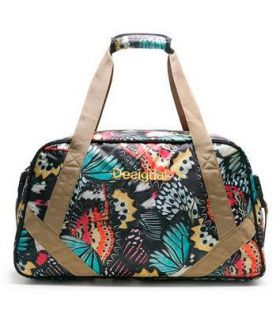 Desigual Bolsa Gym Bag Metamorphosis