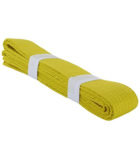 Belt Martial Arts Yellow