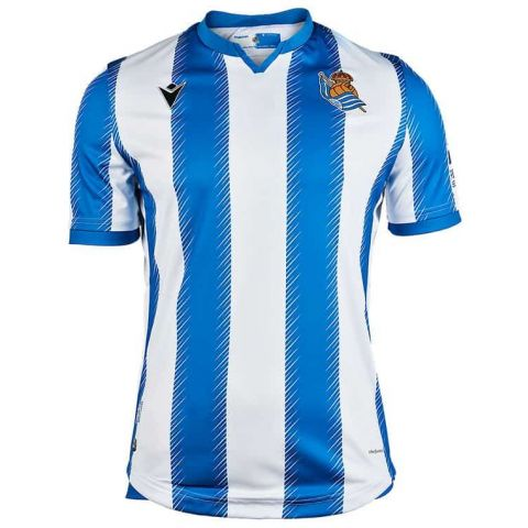 Macron Real Sociedad Official JR 2019/2020