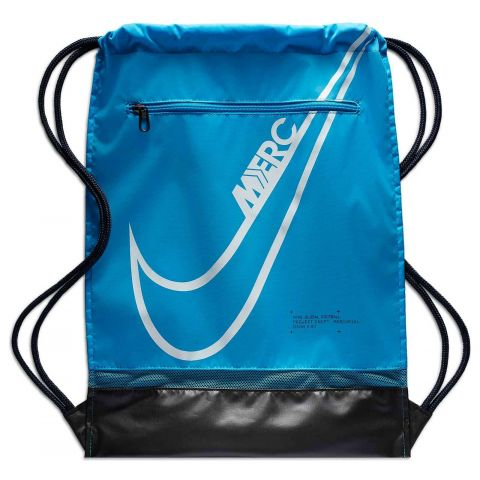 Nike Mercurial Gymsack Nike Backpacks - Bags Running Color: blue