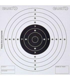 Fallow deer 50 Targets Competition Gun Deer Municion Carbines, pistols Color: white
