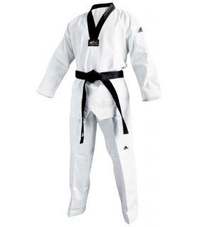 Adidas Kimino Taekwondo Adichamp ll Adidas Kimonos, Taekwondo, Taekwondo, Sizes: 150 cm, 160 cm, 170 cm; Color: white
