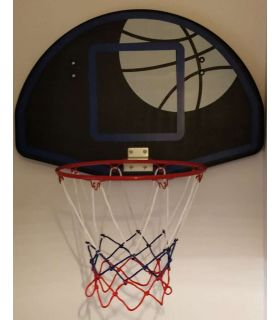 Basket, Basketball-61 x 41 Cm Van Allen Baskets basketball Basketball Color: black