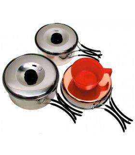 Fox Kid Casseroles, Fox Plates, cutlery, glasses, Kitchen Color: grey