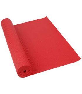 Softee Colchoneta Pilates Yoga Deluxe 4mm Rojo