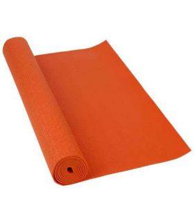 Softee Colchoneta Pilates Yoga Deluxe 4mm Naranja