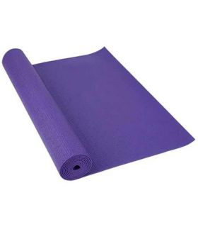 Softee Colchoneta Pilates Yoga Deluxe 4mm Violeta