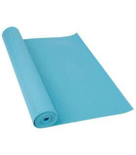 Softee Colchoneta Pilates Yoga Deluxe 4mm Celeste