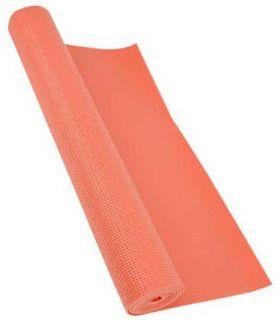 Softee Colchoneta Pilates Yoga Deluxe 6mm Coral