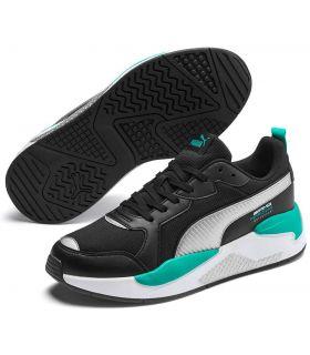 Puma Mercedes X-Ray Black Puma Shoes Casual Man Lifestyle