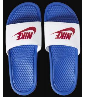 Nike Benassi JDI Nike Tienda Sandalias / Chancletas Hombre Sandalias / Chancletas Tallas: 41, 42,5, 44, 45, 46; Color: