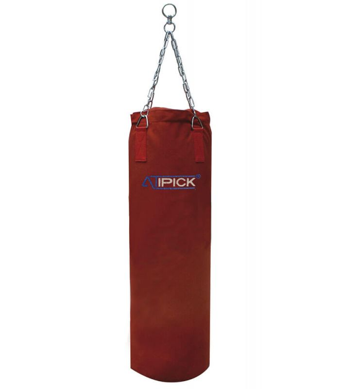 Bag Canvas Red Boxing