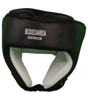Helmet Boxing Black
